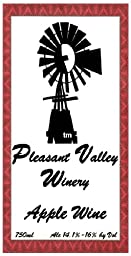 2012 Pleasant Valley Apple Wine 750 mL