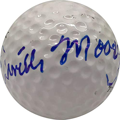 Orville Moody Signed Autographed Golf Ball Beckett BAS -