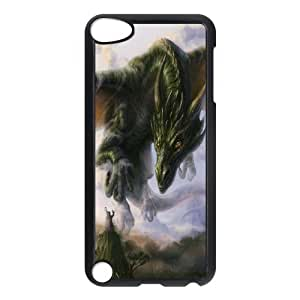 Best Phone case At MengHaiXin Store Dragon Art Desigh Pattern 153 FOR Ipod Touch 5