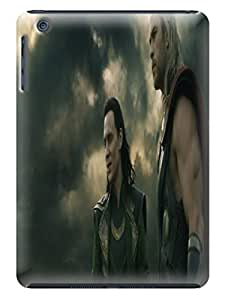 fashionable Cool Chris Hemsworth Thor designed -shockproof waterproof TPU protective phone case/cover for ipad mini