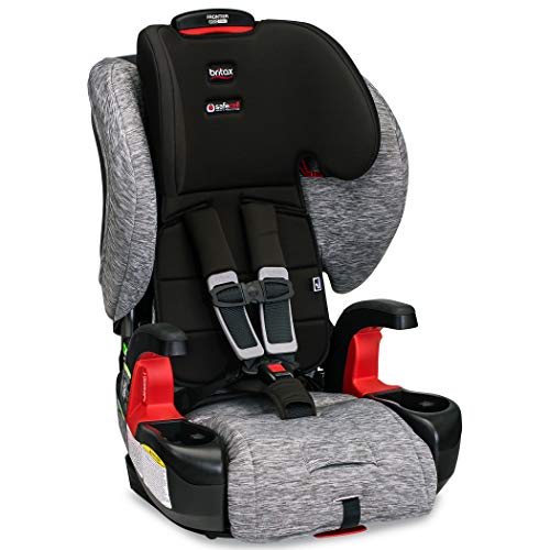 Britax Frontier ClickTight Harness-2-Booster Car Seat - 2 Layer Impact Protection - 25 to 120 Pounds, Spark