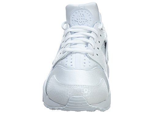 Nike Womens Air Huarache Run PRM White Trainer