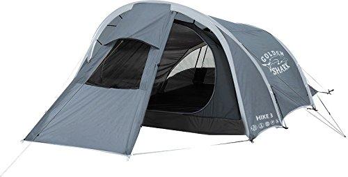 GoldenShark-HIKE-3-Portable-3-Person-ULTRA-Lightweight-  sc 1 st  Discount Tents Nova & GoldenShark HIKE 3 u2013 Portable 3 Person ULTRA Lightweight Outdoor ...