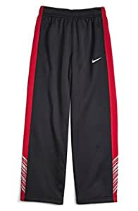 Nike KO 2.0 Reflective Fleece Pant (S, 011-BLK/RED)