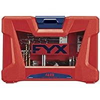 48-Pcs. FYX Ultimate Household Drill & Drive Mixed Set