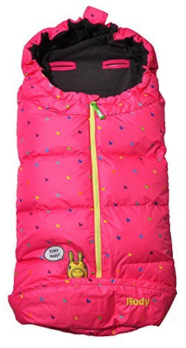 Lodi down sleeping bag Futtomafu pink Lodi Rody Buggy stroller for Futtomafu whipped cream wipcream whipped cream one-size cold measures against cold by WHIPPED CREAM
