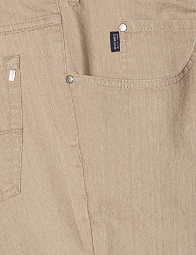 para Vaqueros Casuals Jeans Peter Beige Beige amp; Straight 21 Pionier Hombre YTqwOFF