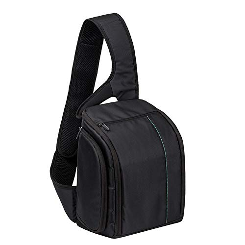 Digital Camera Holster Shoulder Bag, Compact System Carrying Case Feature...