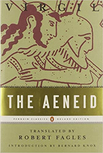 very short summary of aeneid