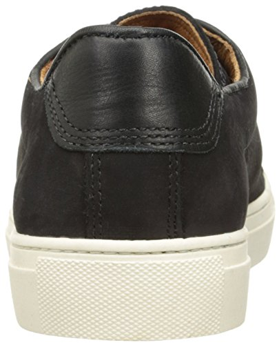 Frye Heren Walker Lage Kant-up Mode Sneaker Zwart