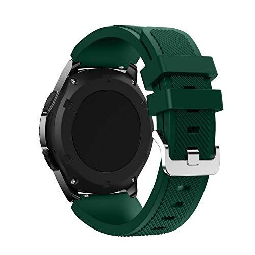 Amazon.com: Gear S3 Frontier Strap for Samsung Galaxy Watch ...