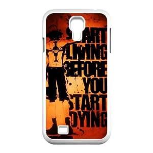 Samsung Galaxy S4 9500 phone case White ONE PIECE RRTY7516923