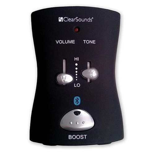 CLEAR ONE Bluetooth Hub and Phone Amplifier / Stores up to 8 paired devices / CLS-CS-QH2 /
