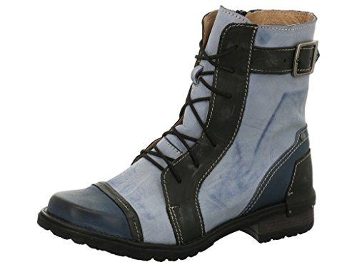 Lady Double You Women's 18083 Boots Niebieski/Nibieski/Miety/Smog