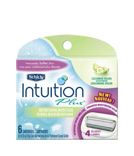 schick-intuition-plus-refill-cartridges-in-cucumber-melon-refreshing-moisture-6-count-4-blades