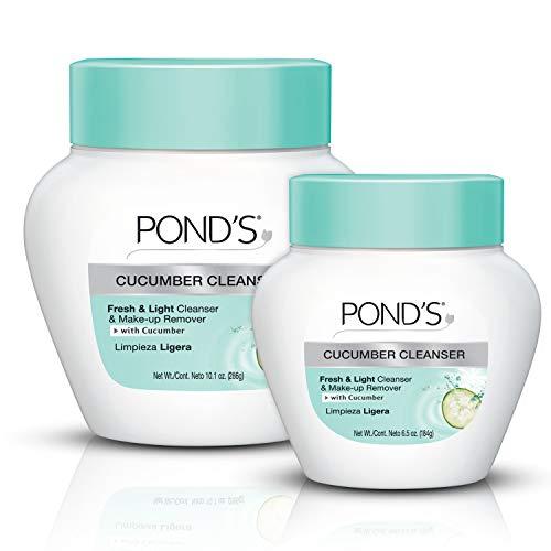 Pond's Makeup Remover, Cucumber Cold Cream, 6.5 oz