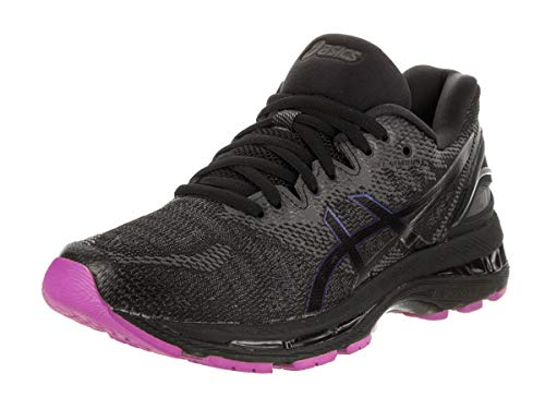 ASICS Womens Gel-Nimbus 20 Lite-Show Running Shoes, Black/Black, Size 10