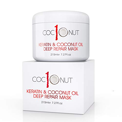 Hair Mask with Coconut