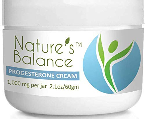 Bio-identical Progesterone Cream Made with all Natural Ingredients - no Fragrance - no Toxic, Cancer Causing Petrochemicals. ()