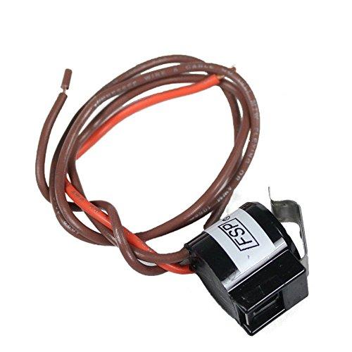 Whirlpool W10165425 Refrigerator Defrost Bi-Metal Thermostat