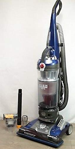 Hoover WindTunnel 3 High Performance Plus Bagless Corded Upright Vacuum UH72615, Blue (Hoover Windtunnel 2 Rewind Upright Vacuum Blue)
