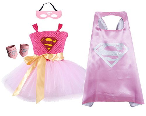 AQTOPS Toddler Superhero Costume -