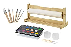 ikea finger paint kit for toddlers includes