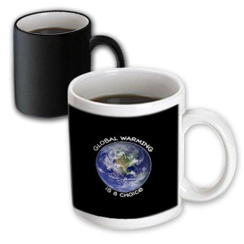 3dRose Global Warming Magic Transforming Mug, 11-Ounce