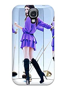 Durable Defender Case For Galaxy S4 Tpu Cover(victoria Justice)