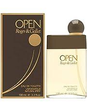 Open by Roger & Gallet for Men, Eau de Toilette, 100ml