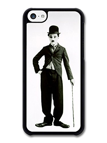 Charlie Chaplin Hard Case Cover coque pour iPhone 5C