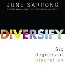 Diversify Audiobook by June Sarpong Narrated by June Sarpong