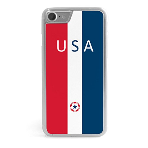 (Soccer iPhone 7/8 Case   USA)