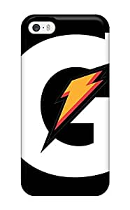 Awesome Design Gatorade Logo Hard Case Cover For Iphone 5/5s