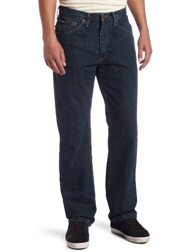 Lee Men's Regular Fit Straight Leg Jean, Quartz Stone, 36W x 32L ()