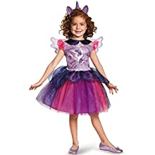 Twilight Sparkle Tutu Deluxe My Little Pony Costume, Medium/7-8