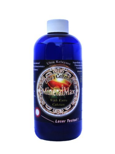 Multi Mineral Colloidal Concentrate Mineral-Max 16 Oz. by Silver Mountain Minerals