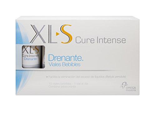 XLS Drenante - 10 viales. Indicado para eliminar exceso de líquidos del cuerpo 3