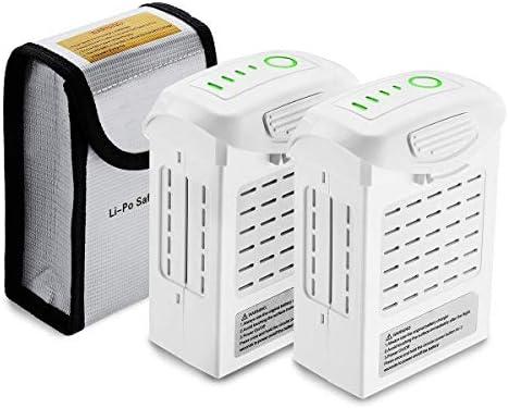 Powerextra Phantom Intelligent Battery Replacement
