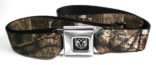 dodge-ram-mossy-oak-camouflage-belt