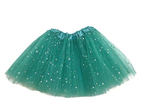 Rush  (Teal Skirt Costume)