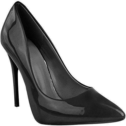 donna FASHION d scarpa Thirsty nero da gtn4Ta7