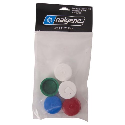 Nalgene Travel Kit Replacement Caps ()