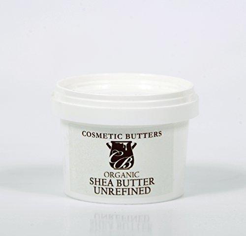 Sheabutter Nicht Raffiniert Biologische - 100% Pur Und Natürlich - 100g