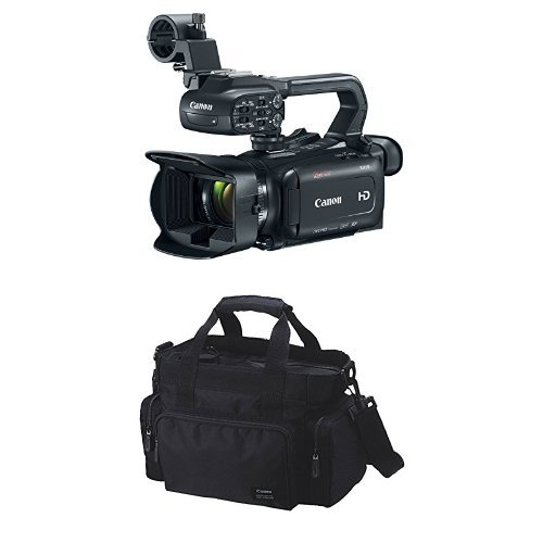 Canon XA15 Professional Camcorder with Soft Case