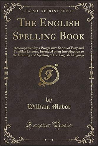English Spelling Book