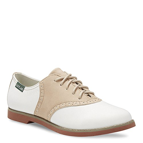 41RFoyb0jwL Eastland Women's Sadie Oxford, Sand, 10 M US