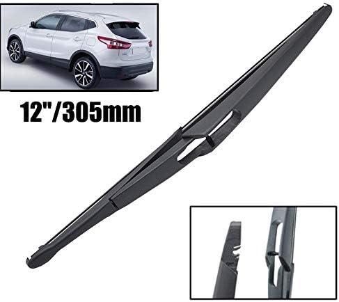 Wiper 12 Rear Wiper Blade For Nissan Qashqai J11 2013 2014 2015 2016 2017 2018 2019 Windshield Windscreen Rear Window