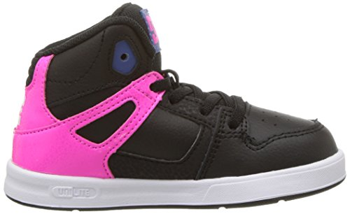 UL Rebound Shoes noir DCREBOUND Mixte Adulte DC rose twZAEqt