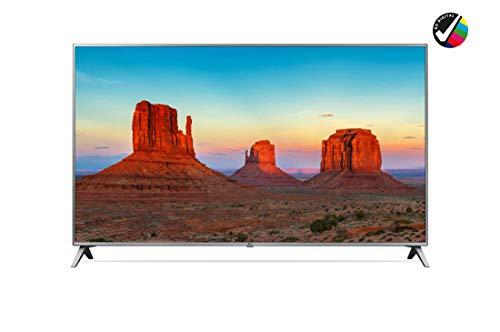 LG 75 Inch 4K Ultra HD LED Smart TV - 75UJ675V